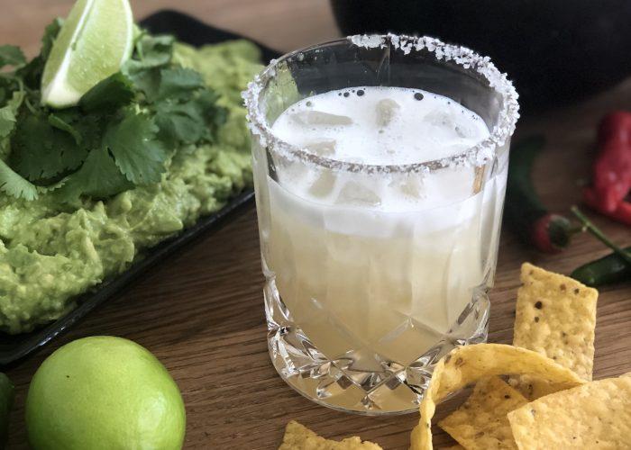 Dirty Margarita Cocktail Recipe