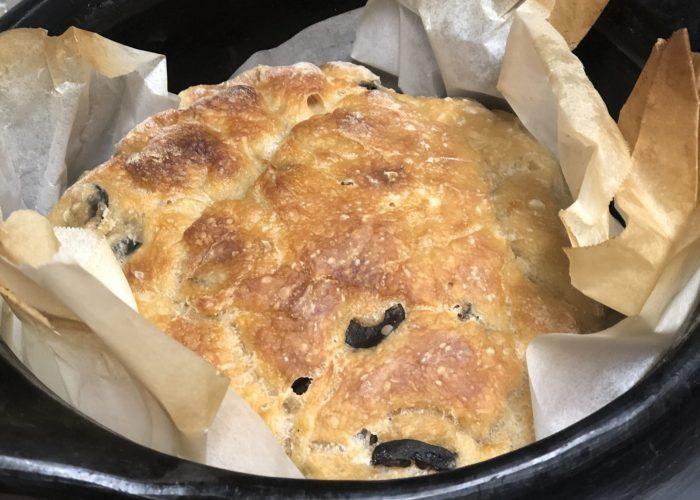 Easy Olive Bread Recipe